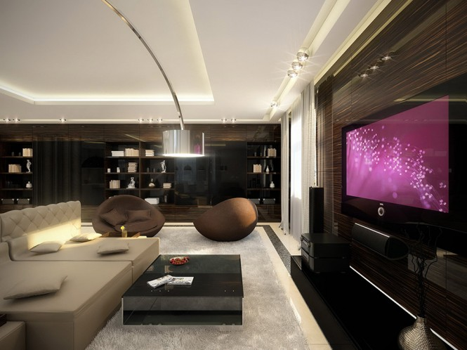 white-dark-wood-living-room-665x498