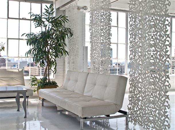 White-Unique-and-Cool-Decorative-Wall-Room-partition