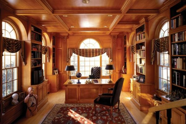 wood-paneling-office